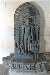 Le premier Tirthankara (Sravanabelgola, Inde)