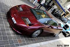 Bugatti EB 110 - Monaco 2014 (Ferrari-live / Franck@F-L) Tags: 110 bugatti eb