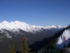 Alberta '14 096 (stingrayintl) Tags: snow canada mountains alberta banff rockymountains sulphurmountain banffnationalpark canadianrockies