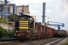 OSR 8247 (ex SNCB) Genk ALZ 09-05-2014 (Alex Leroy) Tags: ex genk osr alz sncb 8247 09052014