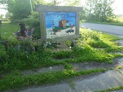Locatie van onze bungalow