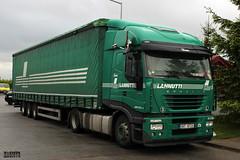 Iveco Stralis LANNUTTI (CZ) (magicv8m) Tags: truck transport trans lkw tir