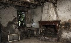 spazi indecisi (carlotta bosi) Tags: old italy verde italia vespa natura campagna cielo lotta ricordi disordine vecchio romagna essenze vecchi abbandono abbandonato spazi distruzione indecisi