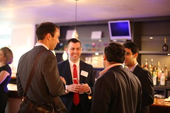 """Obama Alumni Happy Hour • <a style=""""font-size:0.8em;"""" href=""""http://www.flickr.com/photos/117301827@N08/14272380133/"""" target=""""_blank"""">View on Flickr</a>"""