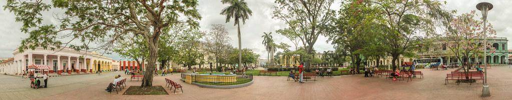 Santa Clara Parque Leoncio Vidal  - Panorama (Explored)