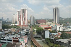 IMG_8190 (UmmAbdrahmaan @AllahuYasser!) Tags: hotel view malaysia 991 vistana setiawangsa monorel ummabdrahmaan