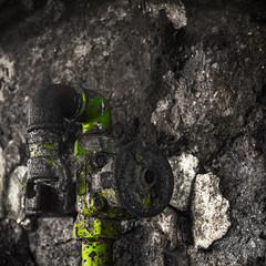 Gaz pipe (ur.bes) Tags: old urban abandoned eos rust decay pipe rusty gaz urbanexploration 600 exploration derelict rouille tuyau urbain urbex urbaine abandonn 600d explorationurbaine