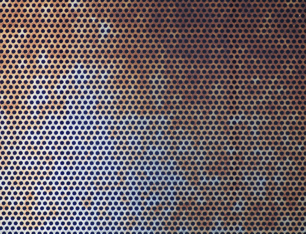 The World S Newest Photos Of Perforated And Steel Flickr