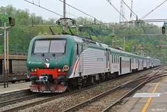 E464 290 Trenord (Luigi Basilico) Tags: milan electric italian suburban milano class porta locomotive garibaldi 290 suburbano lavatrice chiasso baureihe e464 italianische trenord
