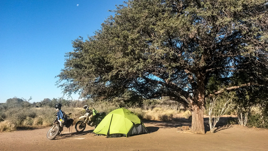 Our Camp, Canyon Roadhouse, Namibia