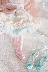 Tiny, Tiny Ballet Shoes