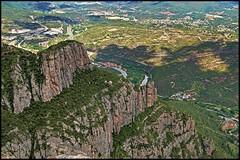 Panoramica (MOntserrat) (De Gea) Tags: montserrat oltusfotos