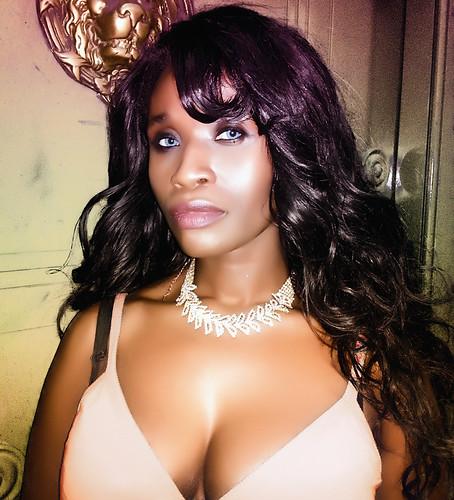 Beauty Queen Sabine Mondestin