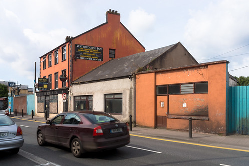 BLACKPOOL AREA OF CORK CITY - WATERCOURSE INN [NO LONGER IN BUSINESS]