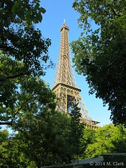 Lovely Summer Afternoon photo of the Eiffel Tower (ENJOYEXPLORELIFE) Tags: city travel paris france monument beauty french photography dallas europe sightseeing eiffeltower landmark study picturesque epic unforgettable sparkling breathtaking unt universityofnorthtexas studyabroad remarkable outstanding ecu memorable eyecatching 2014 northtexas