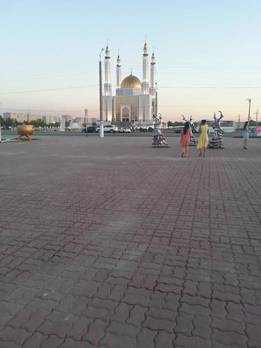 Nur Ghasyr mosque ©  bibitalin