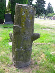 lake view (seattle, wa) (DeadManTalking) Tags: seattle cemetery washington woodmanoftheworld kingcounty lakeviewcemetery deadmantalking pmence