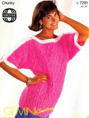 Sirdarbrack_13 (Homair) Tags: vintage sweater fuzzy mohair sirdar