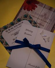 Fonts 24/52 2014 (Gabludlow) Tags: wedding writing print text invitation font 52 2014 photoaweek 52weeks2014