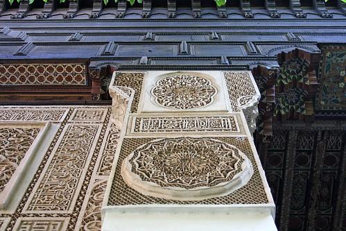 Palais de la Bahia, Marrakech, Morocco