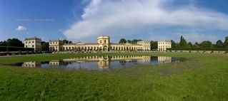 Orangerie im Staatspark Karlsaue - Kassel