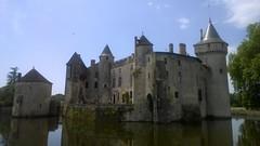 20140621-13J La Brède » Le château (XII-XV), demeure de Montesquieu (1689-1755) (bergeje) Tags: labrède