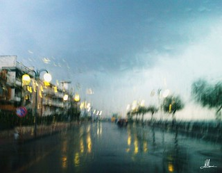 IMPRESSIONIST RAIN