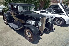 NEW LIFE Car Club Show (KID DEUCE) Tags: show life new classic car club antique hotrod custom bomb lowrider kustom 2014