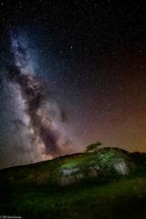 Milkyway over Tryfan (dandaw24) Tags: wales night astro galaxy snowdonia universe allnighter milkyway 6d tryfan
