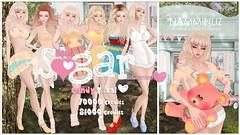 Sugar Heart Combo (namminliz) Tags: new hot cute look fashion heart style sugar kawaii 2014 ❤ imvu namil namminliz minilous lizapy