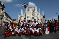 Afroeira Milano Duomo