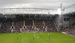 "Tynecastle, Heart of Midlothian FC • <a style=""font-size:0.8em;"" href=""http://www.flickr.com/photos/9840291@N03/14630727591/"" target=""_blank"">View on Flickr</a>"