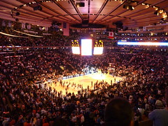 Knicks @Madison Square