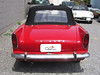 01 Sunbeam Alpine Convertible ´64 Verdeck rs 03