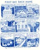 First Day Back Home (summerpierre) Tags: summer comics pierre growingup coloredpencil homesickness firstdaybackhome diarycomics