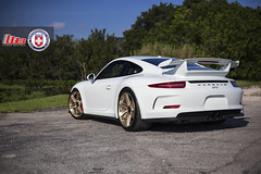 Porsche 991 GT3 on HRE P106 (wheels_boutique) Tags: porsche lowered stance 991 gt3 hre fitment hrewheels centerlock p106 wheelsboutique teamwb wheelsboutiquecom