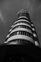 Hotel Capitol - Gran Via - Madrid (Vitto P.) Tags: madrid bw hotel spain europa europe via capitol e gran capitale bianco nero spagna