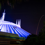 Magic Kingdom - Delta 4 Rocket Launch over Space Mountain thumbnail
