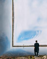 79 (photoshepherd) Tags: inception reality blue worlds dreams mind totem skippingstones self selfie selfportrait portrait clouds eyes