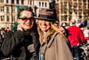 Two Italians on Unite For Europe March, London 25th March 2017 (pixiemushroom) Tags: protest demonstration brexit eu european union london nikon d750 sigma unite for europe italians sigma2470mm28hsm