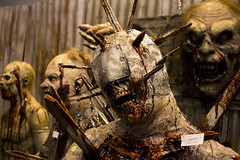 IMG_8418 (nijimeijer) Tags: transworldhaa transworld haunt halloween hauntedhouse mask masks trickortreat haunters midnightstudiosfx midnightstudios spooky zombie haunting scary remmaelmanor remmael