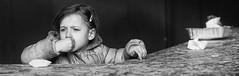 A young soul (zilverbat.) Tags: mensen blackandwhite bw blackwhitephotos bokeh dof rotterdam zilverbat blackwhite zwartwit mono zwartwitfotografie people portrait portret girl young peopleinthecity monochrome peopleinthestreet timelife town dutchholland dutch dramatic noir blanco markt markthal humans citylife city cinematic canon candid urbanlife urban soul blues kind child zw future world