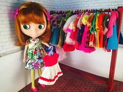 Conrad goes shopping (TuSabesBlythe) Tags: kozy conrad doll blythe bl takara