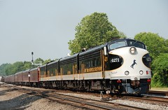 NS F9A 4271-952 (southernrailway7000) Tags: norfolksouthernofficecarspecial norfolksouthernrailroad nsf9a4271