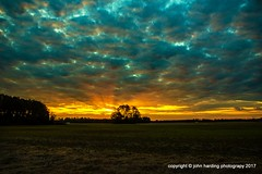 Daybreak Drama (T i s d a l e) Tags: tisdale daybreakdrama daybreak dawn sunrise clouds spring march 2017 easternnc