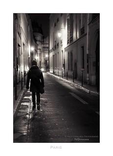 Paris n°145 - One Night On Rue Aubriot