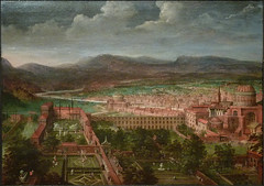CLEVE (van) Hendrick III ,1580 - Vue sur les Jardins du Vatican et la Basilique St-Pierre (Custodia) - 0 (L'art au présent) Tags: art painter peintre details détail détails detalles painting paintings peinture peintures 17th 17e peinture17e 17thcenturypaintings 17thcentury detailsofpainting detailsofpaintings tableaux custodia custodiafoundation paris france hendrickiiivancleve hendrick hendrickiii cleve vancleve dutchpaintings peintreshollandais dutchpainters jardinsduvatican basiliquestpierre basilique basilica stpierre jardins gardens parc park vatican italie italia italy church panorama landscape house houses maisons figure figures people personnes plaisirs jeux games game fun play pleasure montagnes mountain mountains abruzzes 7collinesderome rome roma sevenhillsofrome saintpierrederome saintpierre