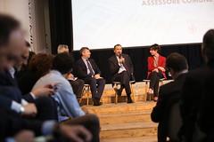 EOS_8571 Ivan Scalfarotto, Giuseppe Sala e Cristina Tajani (Fondazione Giannino Bassetti) Tags: milano progetto comunedimilano maifattura politica culutra neu