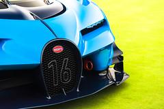 Bugatti Vision Gran Turismo (Axion23) Tags: bugatti vision gran turismo gt the quail car week 2015 b14