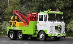 IMG_8425_1 (Frank Hilton.) Tags: classic truck lorry eight wheel maudsley aec atkinson albion leyalnd bristol austin outside heavy haulage crane 8 axle